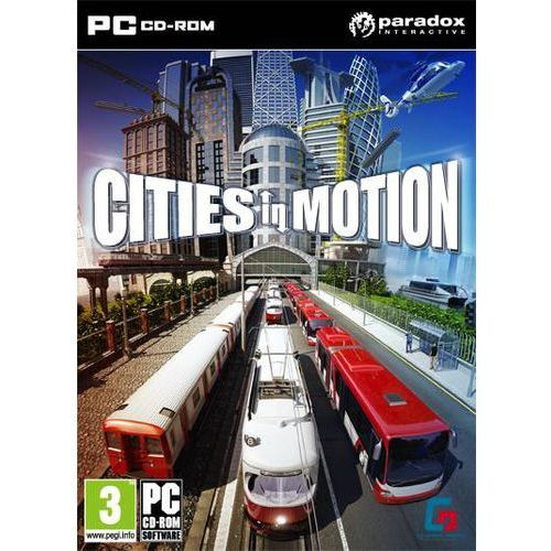 Cities in Motion Metro Stations (PC)