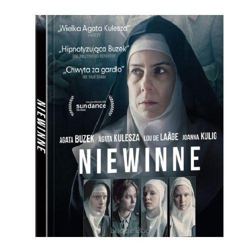 Praca zbiorowa Niewinne + film dvd