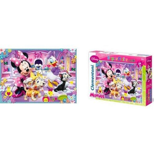 Minnie wash Maxi Puzzle 24