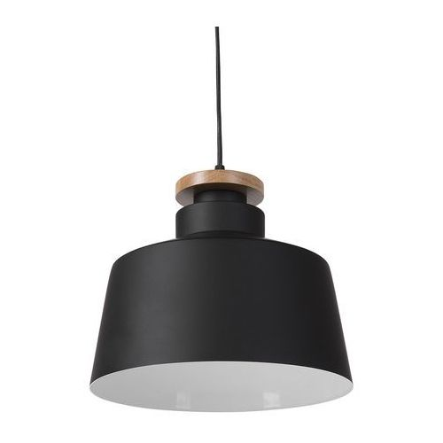 Lampa wisząca czarno-biała DANUBE