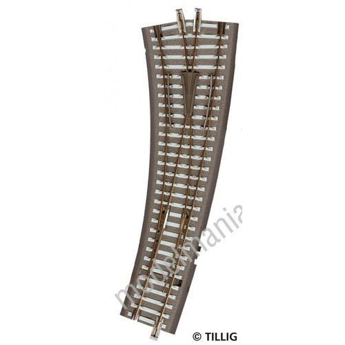 Zwrotnica łukowa lewa IBW Tillig 83862