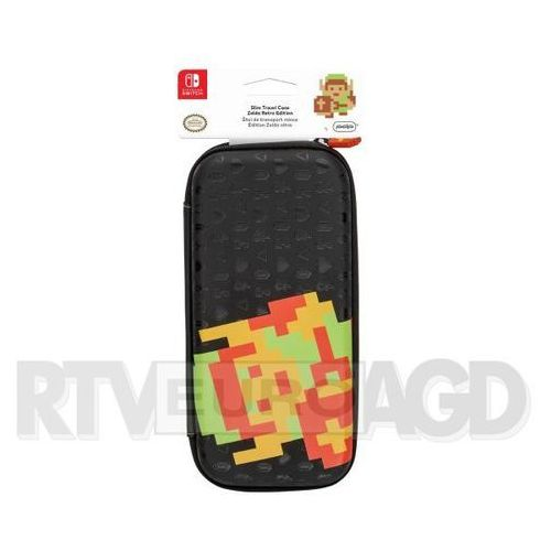 Pdp Etui slim travel case zelda retro edition do nintendo switch (0708056063986)