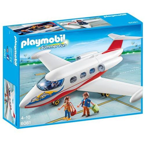 Playmobil, Samolot wakacyjny, 6081