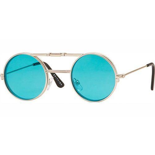 Okulary Słoneczne Spitfire Lennon Flip Silver/Clear/Turquoise
