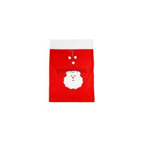 Worek Świętego Mikołaja, duży 70x100 cm (5901238663027)