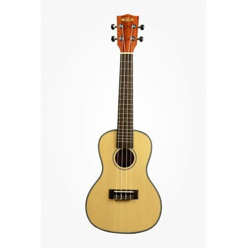 ka scg, ukulele koncertowe z pokrowcem marki Kala