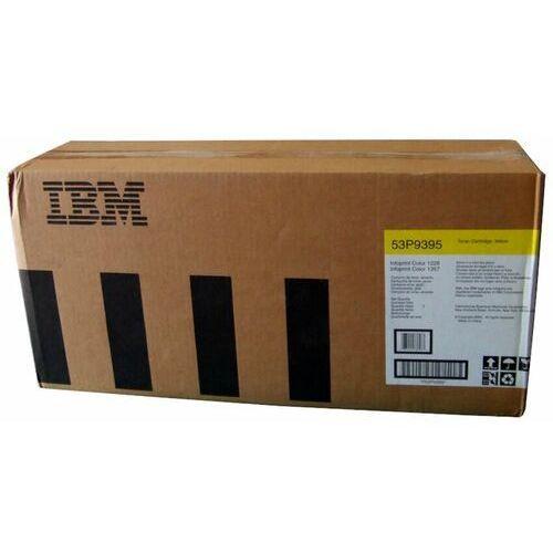 Wyprzedaż Oryginał Toner IBM 53P9395 do IBM InfoPrint C1228 C1357 C1567 | 14 000 str. | yellow, opakowanie zastępcze