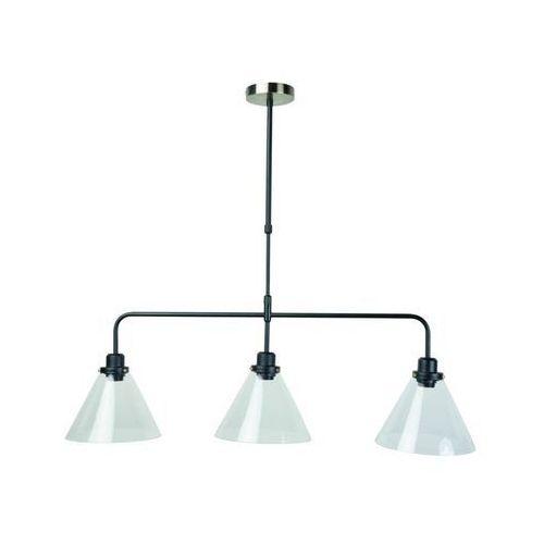Corep Jersey-lampa wisząca 3-punktowa metal/szkło dł.95cm (3188000718495)
