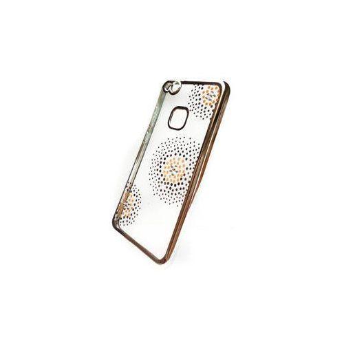 Obudowa dla telefonów komórkowych  flower dots pro huawei p10 lite (beahup10ltpuflsi) srebrny marki Beeyo