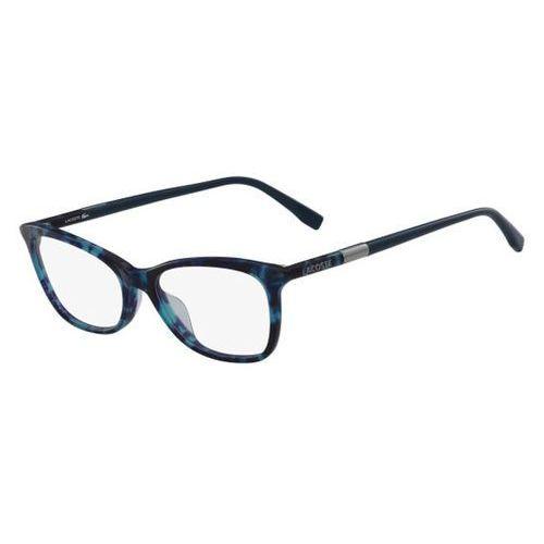 Okulary korekcyjne l2791 466 marki Lacoste