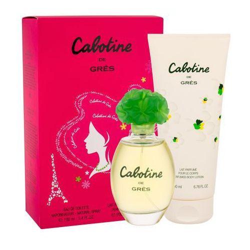 Gres Cabotine zestaw Edt 100ml + 200ml Balsam dla kobiet, 10886