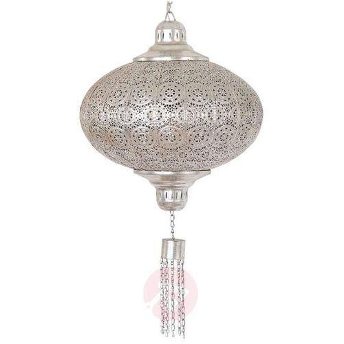 Steinhauer mexlite lampa wisząca srebrny, 1-punktowy - antyk - obszar wewnętrzny - mexlite - czas dostawy: od 10-14 dni roboczych (8712746114133)