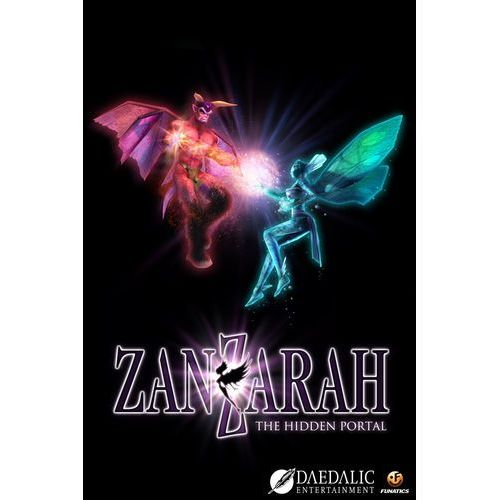 Zanzarah The Hidden Portal (PC)
