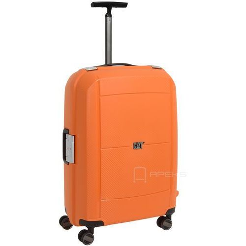 Caterpillar cloud średnia walizka cat / 70 cm / pomarańczowa - honey orange (5711013042196)