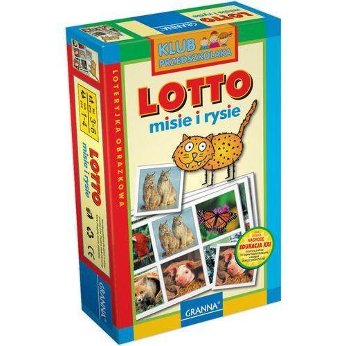 Granna Gra lotto misie i rysie (5900221000290)