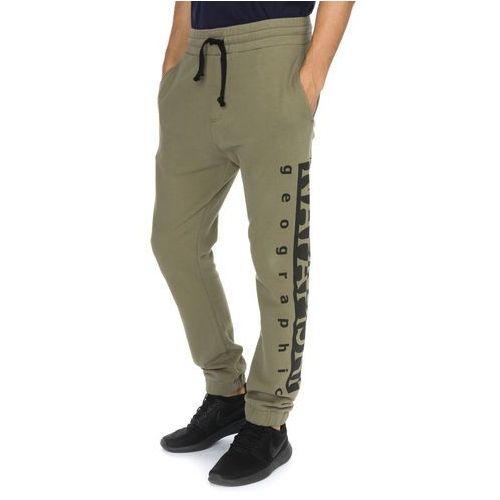 Napapijri Maget Spodnie dresowe Zielony M
