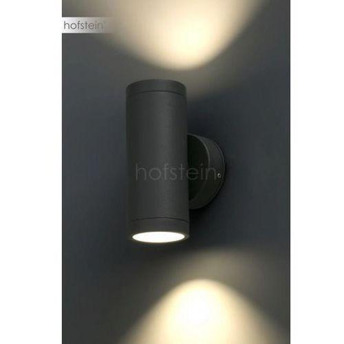 Faro cobo lampa ścienna led antracytowy, 1-punktowy - nowoczesny - obszar zewnętrzny - cobo - czas dostawy: od 10-14 dni roboczych marki Faro barcelona