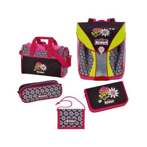 SCOUT Basic Nano Plecak z akcesoriami szkolnymi - Sunshine (4007953389493)