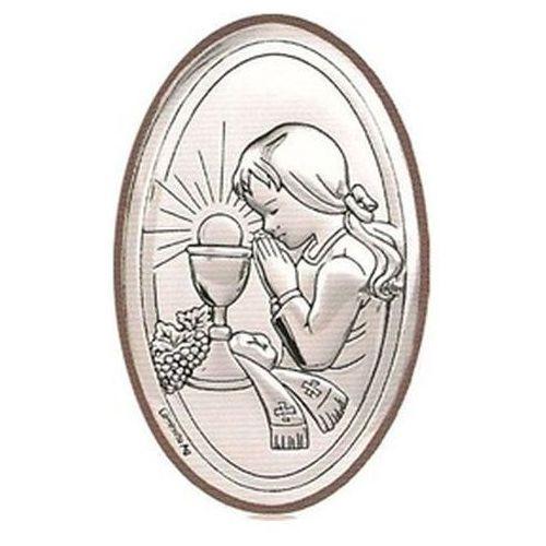 Obrazek I Komunia Święta Dziewczynka -(BC#6317)