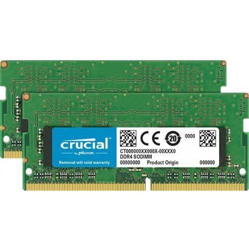 Crucial DDR4 SODIMM 16GB(2*8GB) /2666 CL19 SR x8, 1_626791