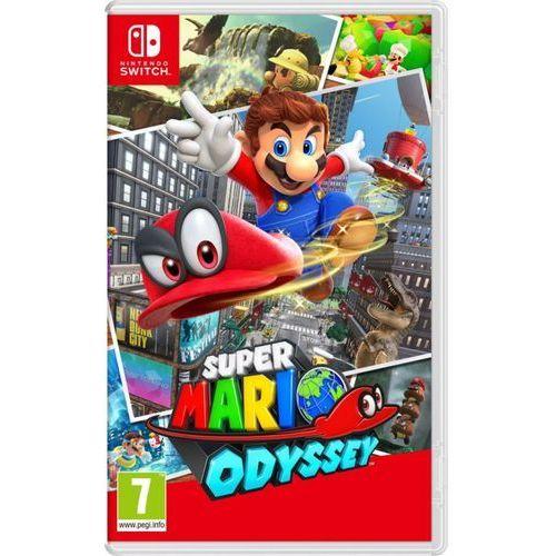 Gra Nintendo Switch Super Mario Odyssey