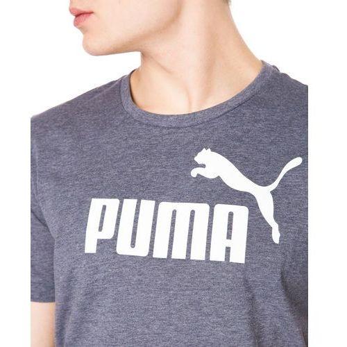 Puma Ess No. 1 Heather Koszulka Niebieski XXL
