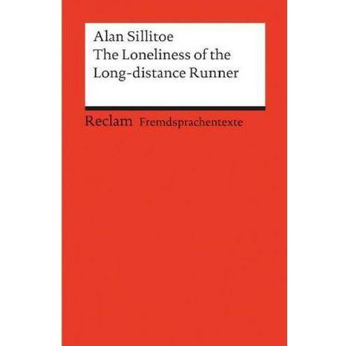 The Loneliness of the Long-distance Runner. Die Einsamkeit des Langstreckenläufers, English edition (9783150091920)