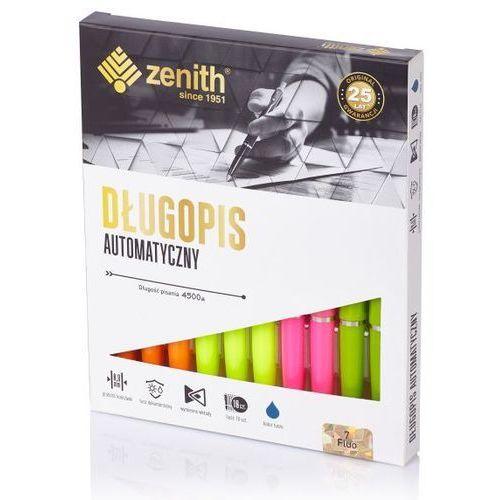 Zenith Długopis automatyczny fluo -