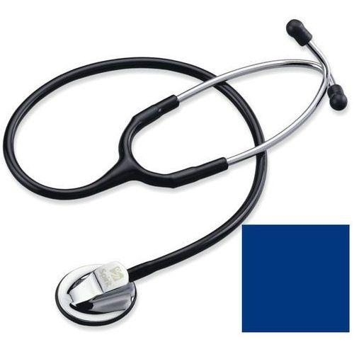 Stetoskop internistyczny Spirit Grandeur M615PF owalny - ciemno niebieski