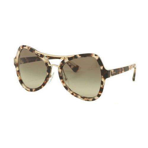 Prada Okulary słoneczne pr18ss soft pop evolution uao4k1