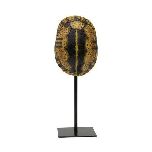 Hk living żółta imitacja skorupy żółwia na metalowej podstawie aoa9927 (8718921014236)