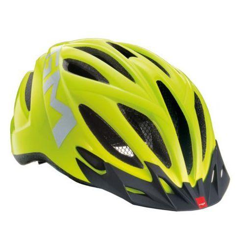 Met kask rowerowy 20miles, żółty m (52-58 cm) (8015190217772)