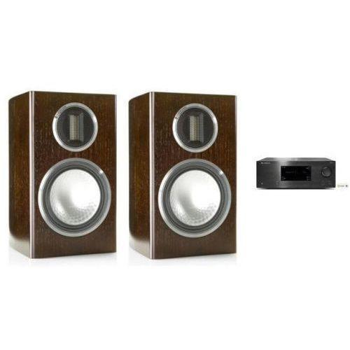Zestawy Cambridge audio cxr120 + monitor audio gold 100