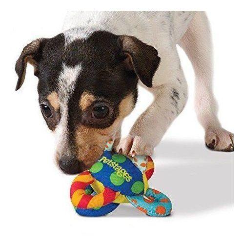 Petstages  piłka z pętelkami dla małych psów (0871864001515)