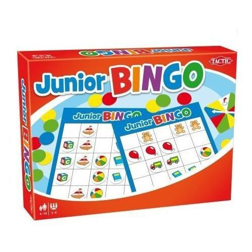Junior bingo marki Tactic