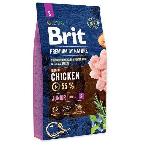 BRIT dog Premium by Nature JUNIOR S - 8kg, 1003563