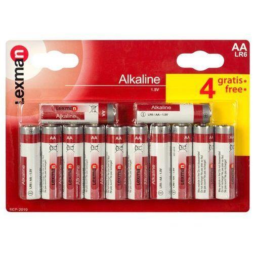 Lexman Baterie alkaliczne lr6 / aa