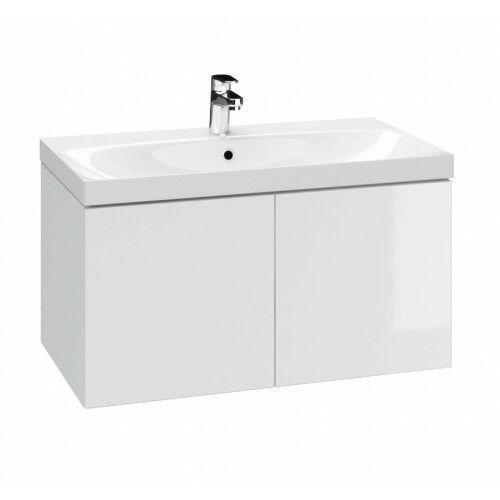 CERSANIT COLOUR Szafka podumywalkowa 80, biała S571-022