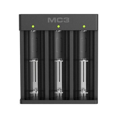Ładowarka do akumulatorów cylindrycznych Li-ion 18650 Xtar MC3 (6952918341499)