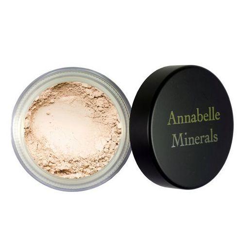 Annabelle Minerals - Mineralny podkład matujący - 10 g : Rodzaj - Natural medium