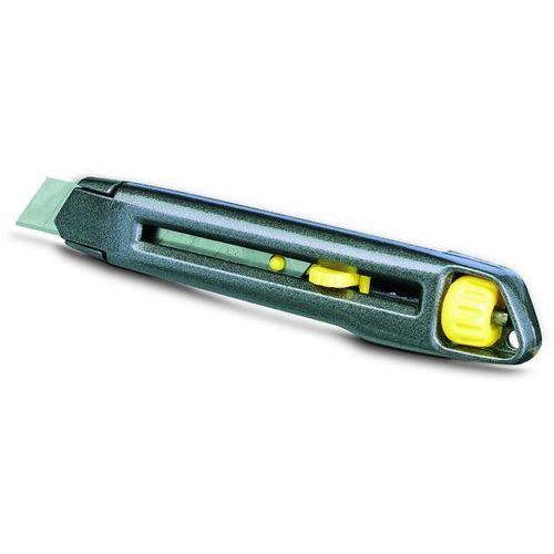 Stanley nóż interlock, metalowy, ostrze łamane 18