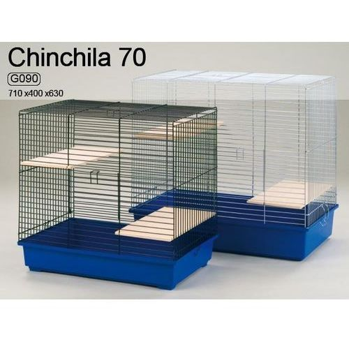 Inter-zoo Chinchilla 70 klatka dla gryzoni 71x40x63cm