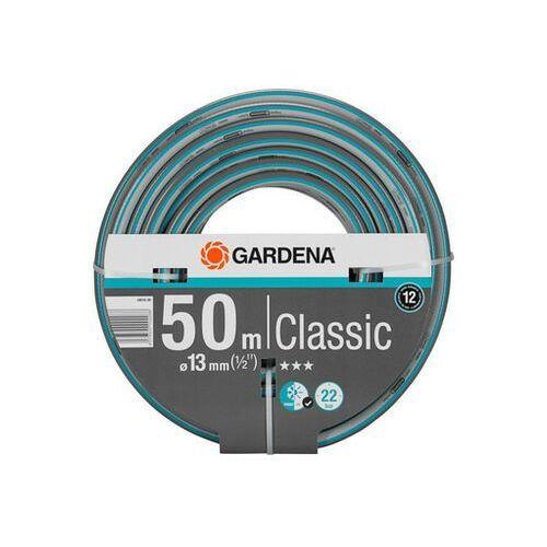 """wąż ogrodowy classic 1/2"""", 50 m - darmowa dostawa od 95 zł! marki Gardena"""