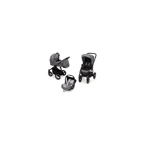 Baby design W�zek wielofunkcyjny 3w1 lupo comfort + leo (graphite)