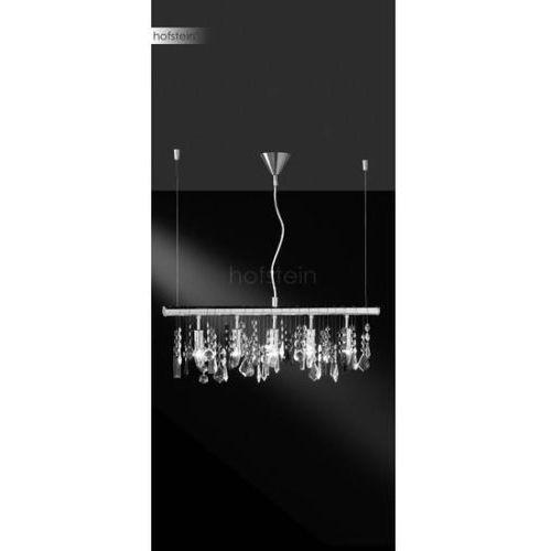 Leuchten-Direkt MAREN lampa wisząca Chrom, 5-punktowe - Klasyczny - Obszar wewnętrzny - MAREN - Czas dostawy: od 2-4 dni roboczych (4043689891138)
