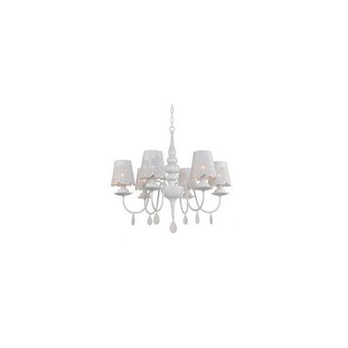 Polux Lampa wisząca fabrizi 6 x 40 w e14