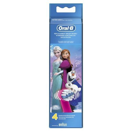Oral-b Końcówka szczoteczki kids frozen (eb10-4)