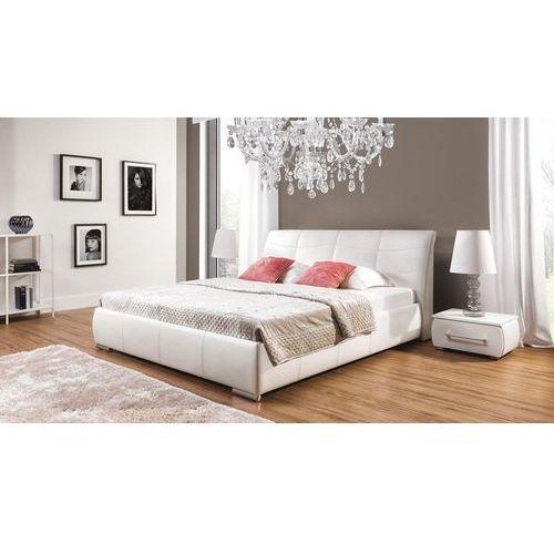 Łóżko tapicerowane apollo s marki New elegance