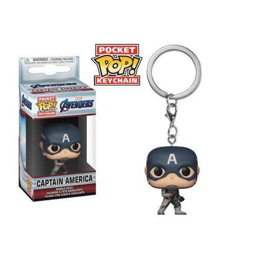 Brelok Funko Kapitan Ameryka - Pop! Keychain Avengers: Koniec gry