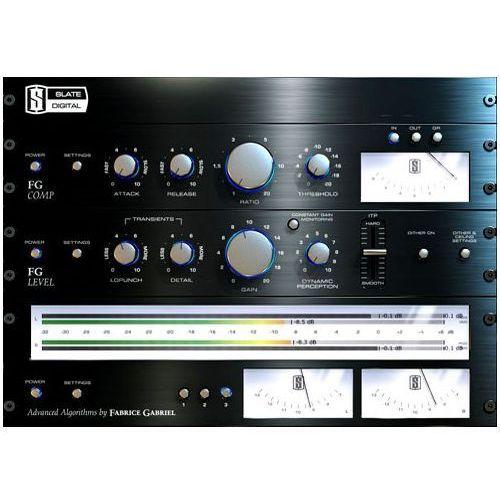 Slate ditgital fg-x virtual mastering processor oprogramowanie